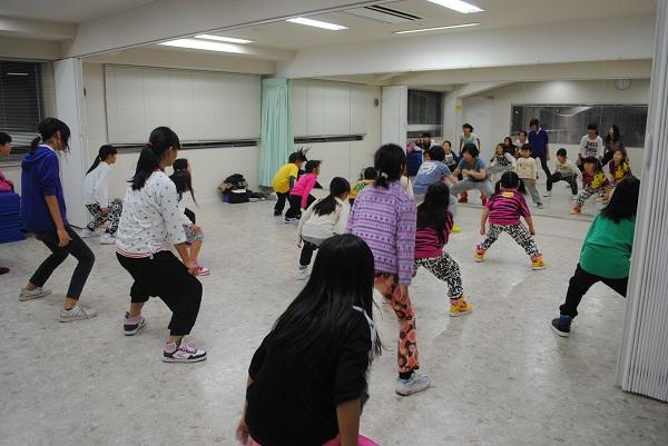 キッズ★ダンス♪♪♪