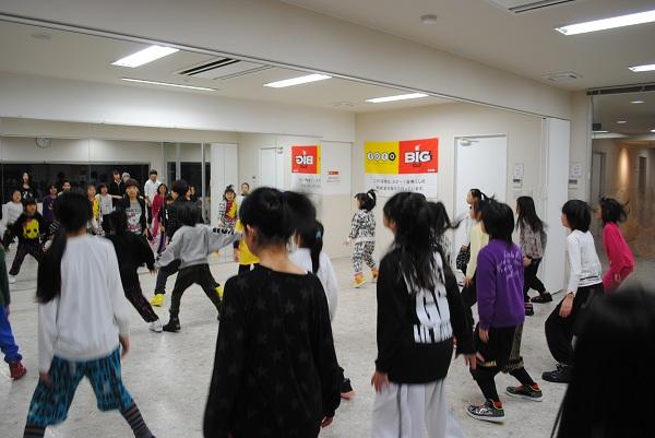 ダンススタジオ★アウパ加賀校♪