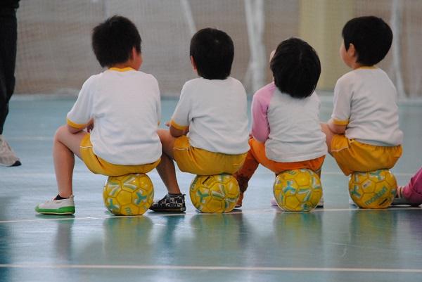 市民スポーツ祭★キッズサッカー大会