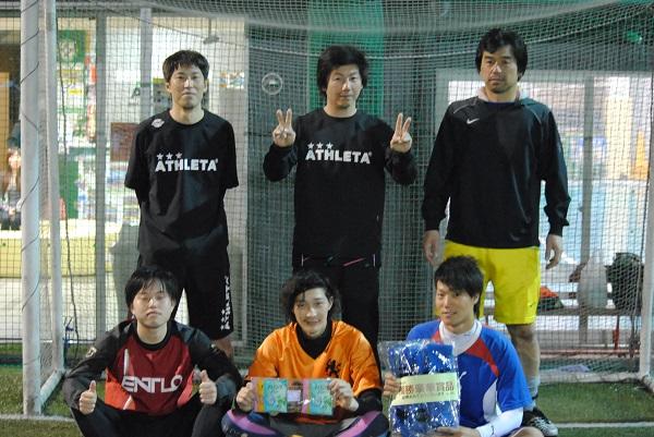 フットサルショップAUPA★CUP開催♪